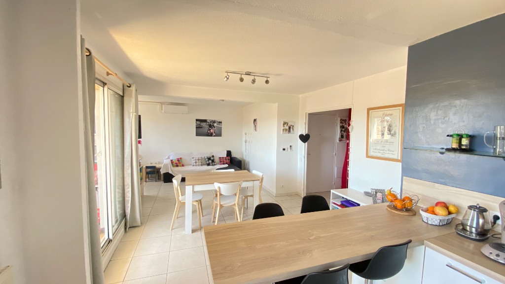 Appartement T3 LUYNES